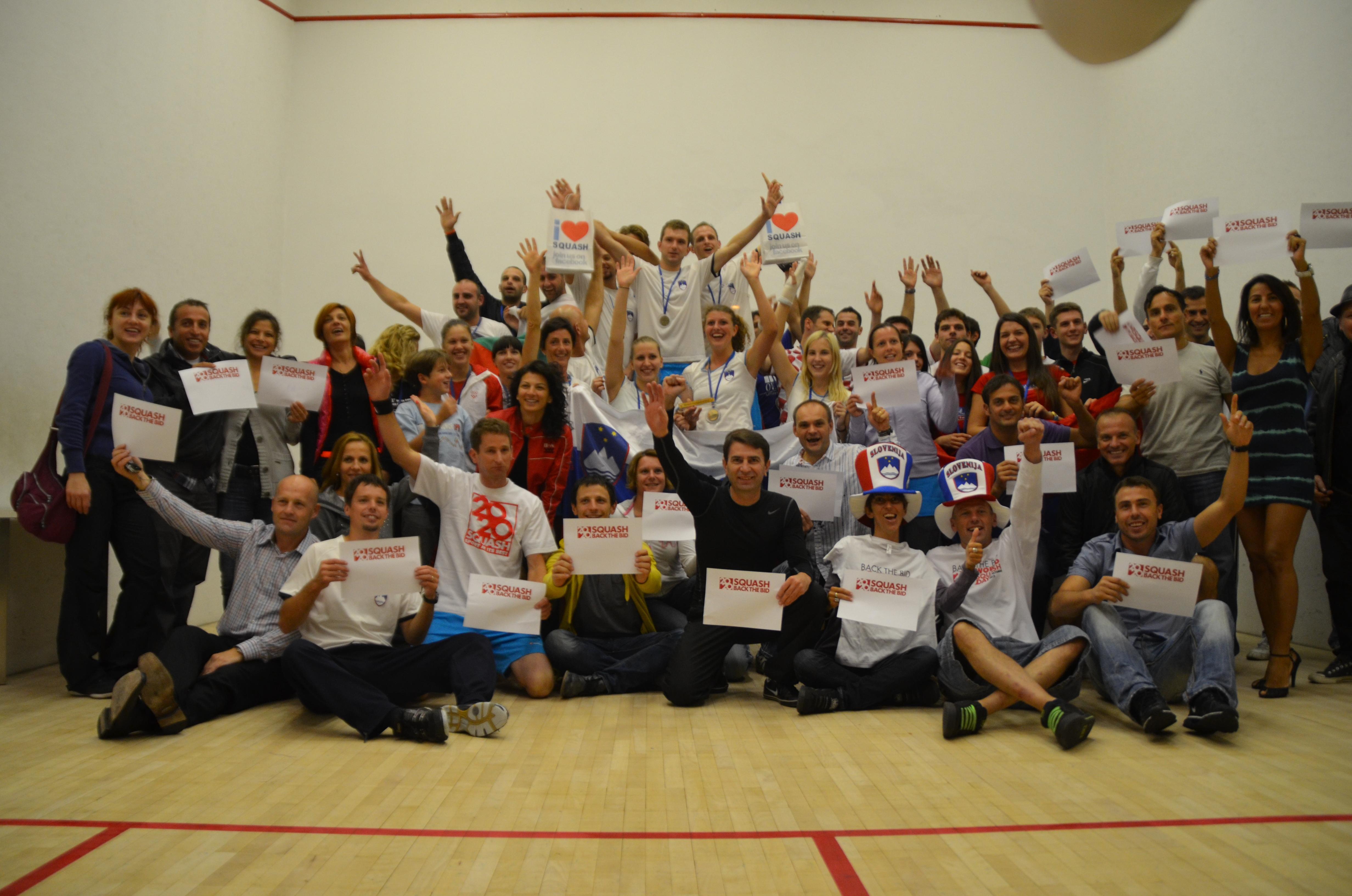 BackTheBid2012: Balkan is ready!